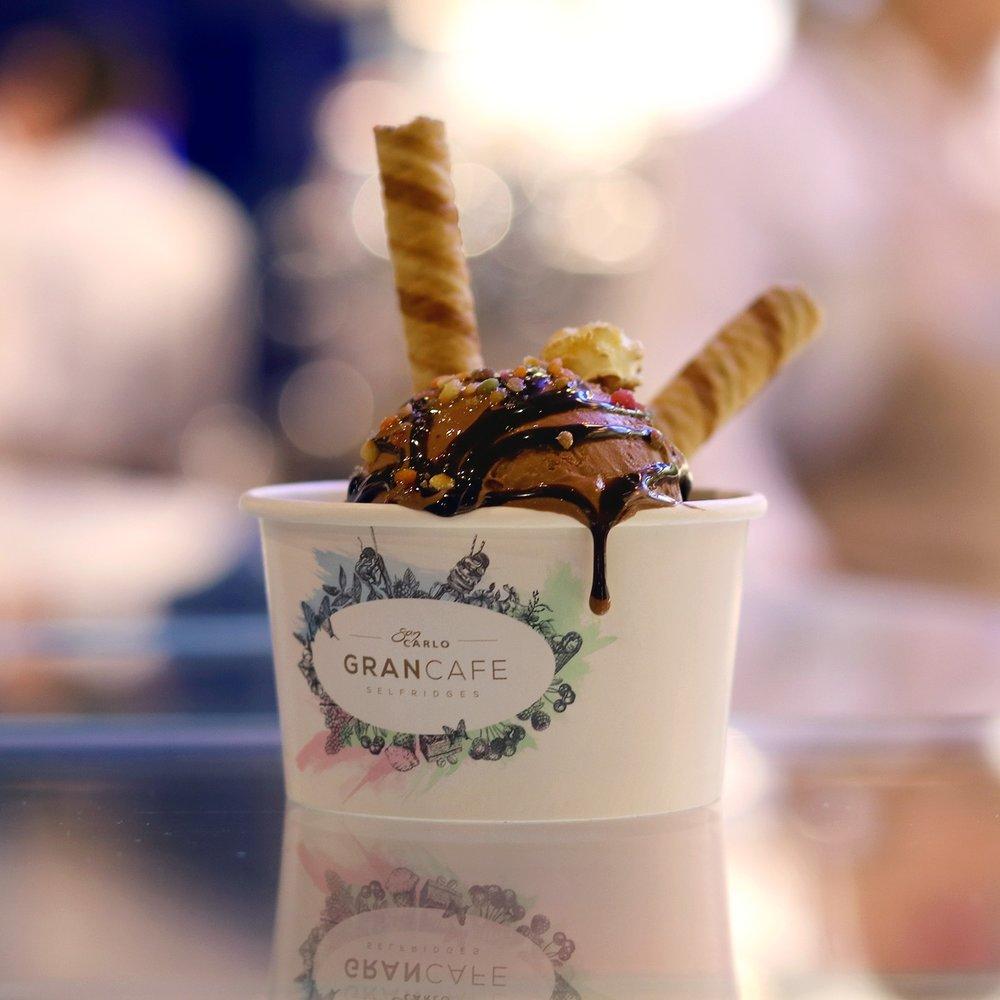 SELFRIDGES BIRMINGHAM San Carlo Ice Cream 2.jpg