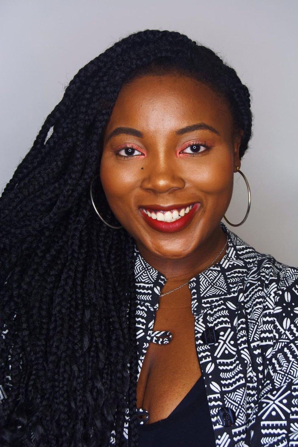 Jadéa Asante - Creative Director + Digital Communications