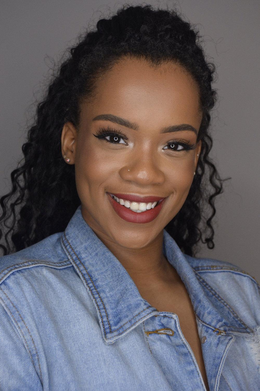 Nichelle Hawkins - #CollegeWorkshopTour Coordinator + ETC TV Producer