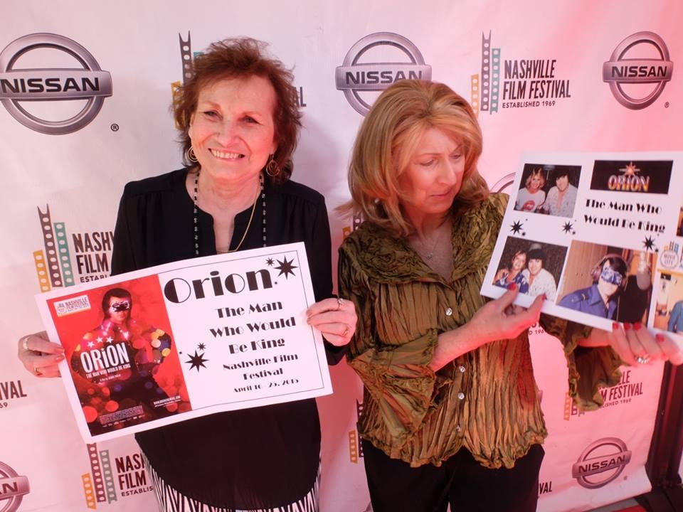 Linda & Sharon at Nashville Film Festival