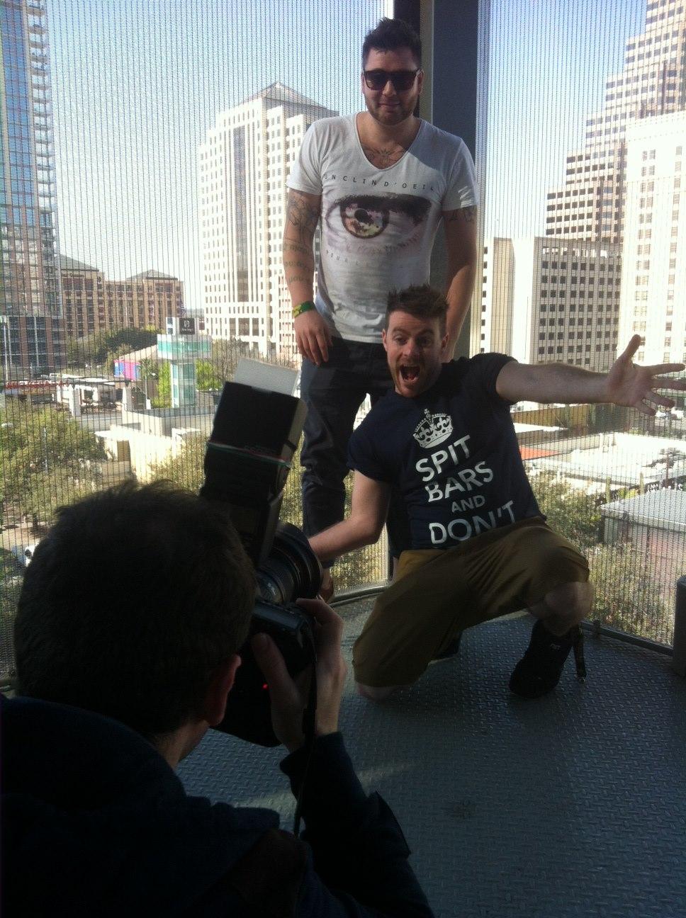 Photoshoot SXSW