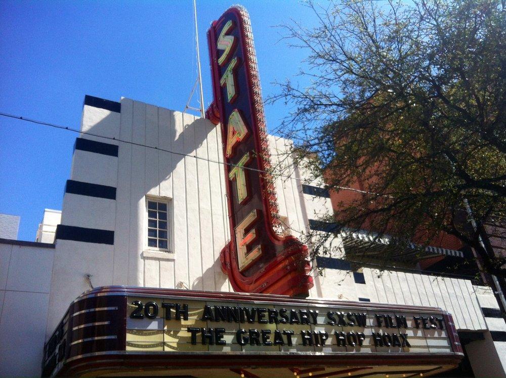 World premiere at SXSW, Austin - Texas