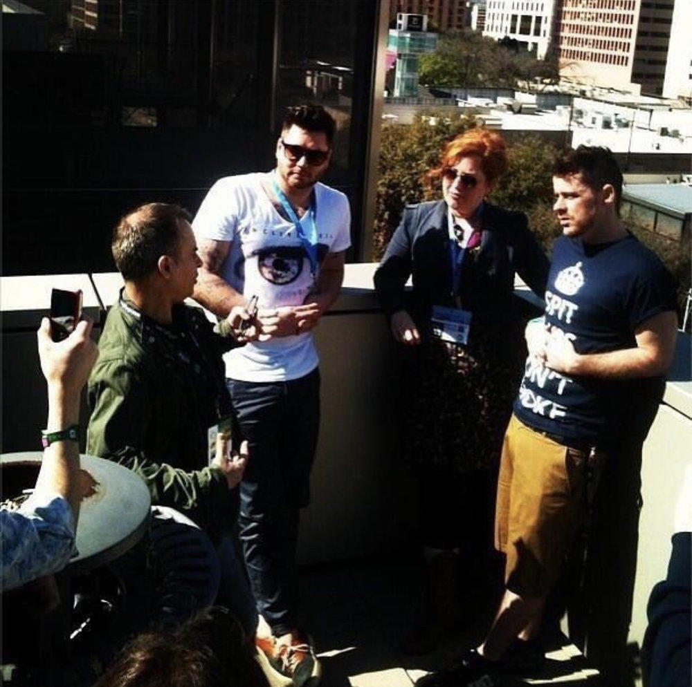 Press interview - SXSW