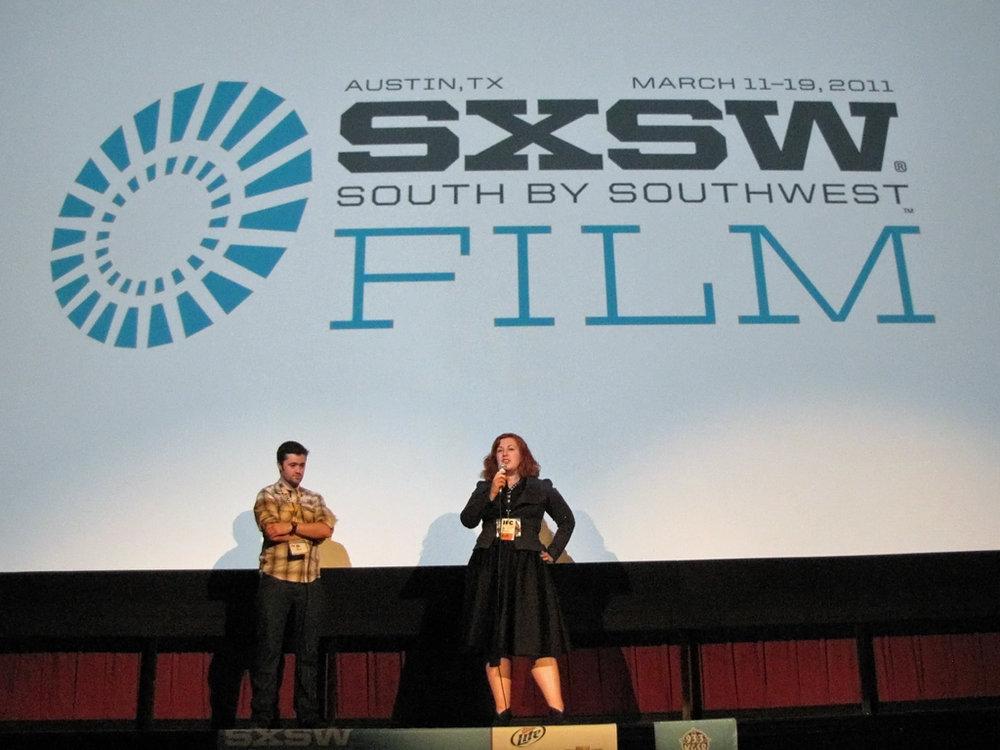 World premiere - SXSW