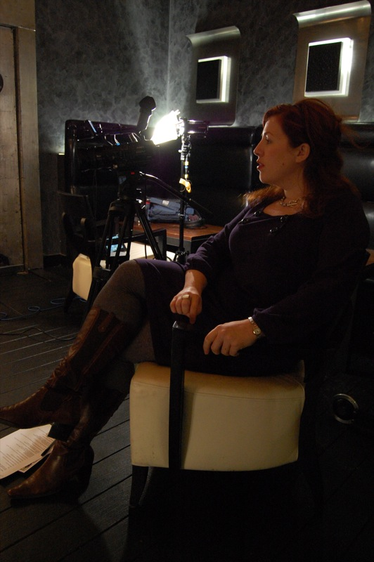 Director Jeanie Finlay, NYC