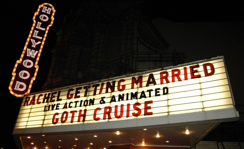 Goth Cruise at the Hollywood Theatre, Portland, OR