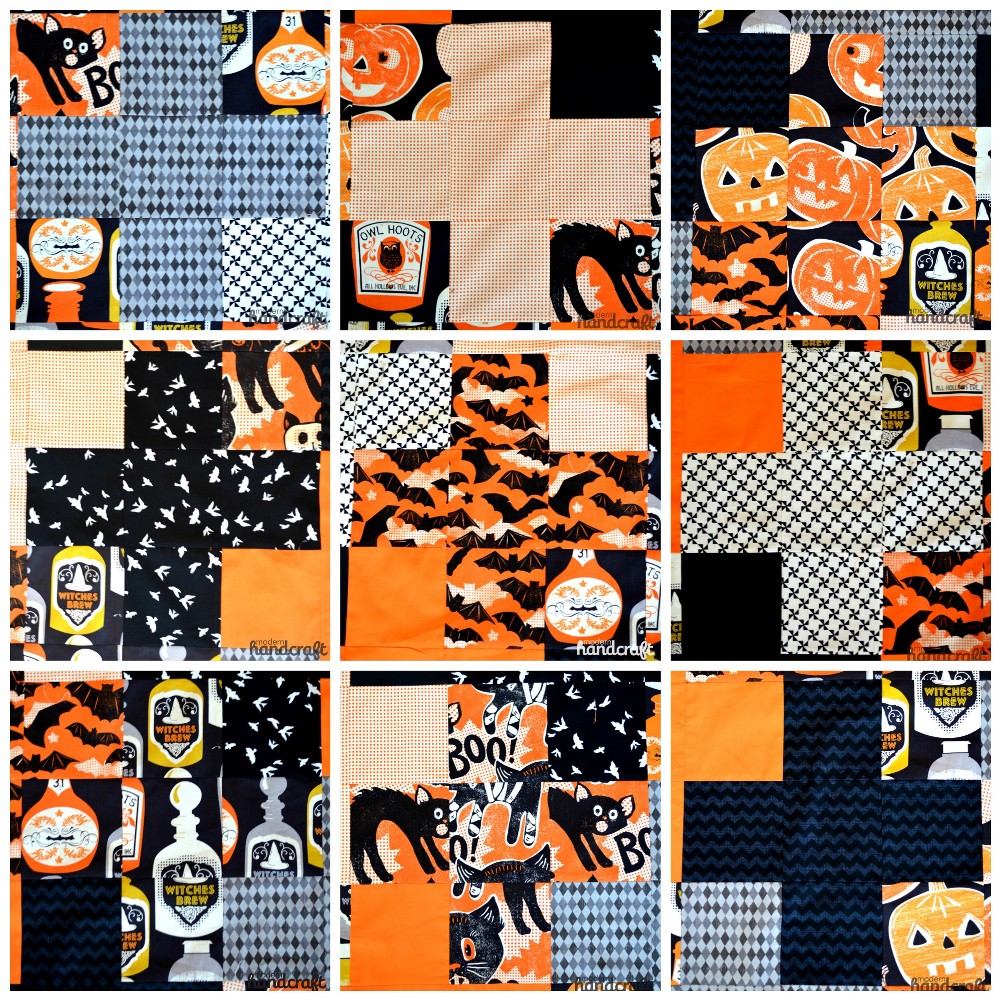 halloweencollage