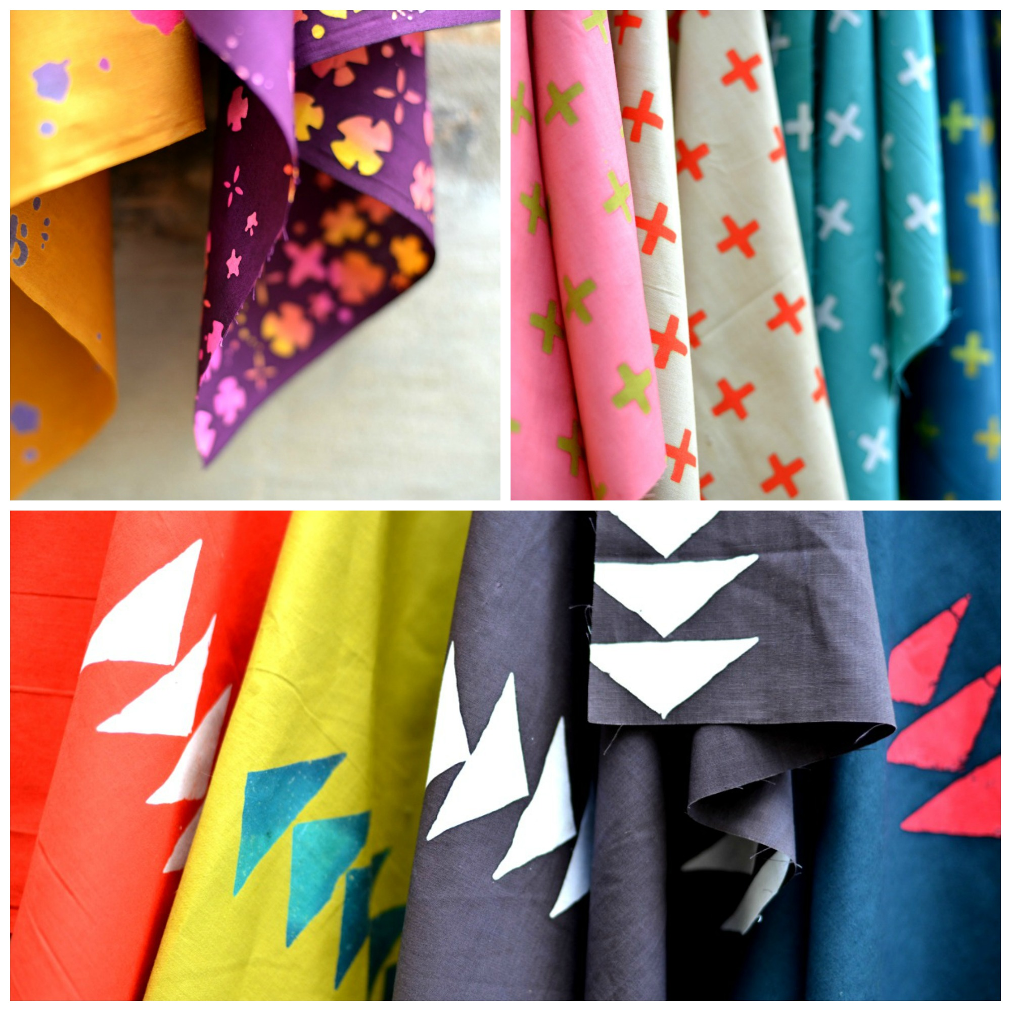 Modern Handcraft: Fabric Love - Handcrafted by Alison Glass