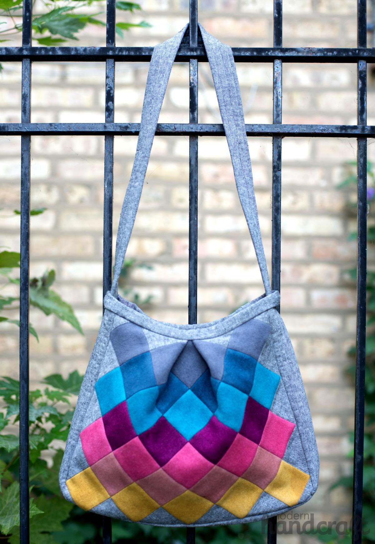 Modern Handcraft // Lucy Hobo Bag