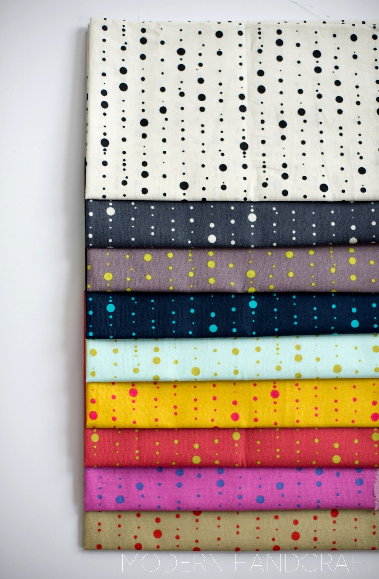 Modern Handcraft - Fabric Love // Sun Print by Alison Glass for Andover