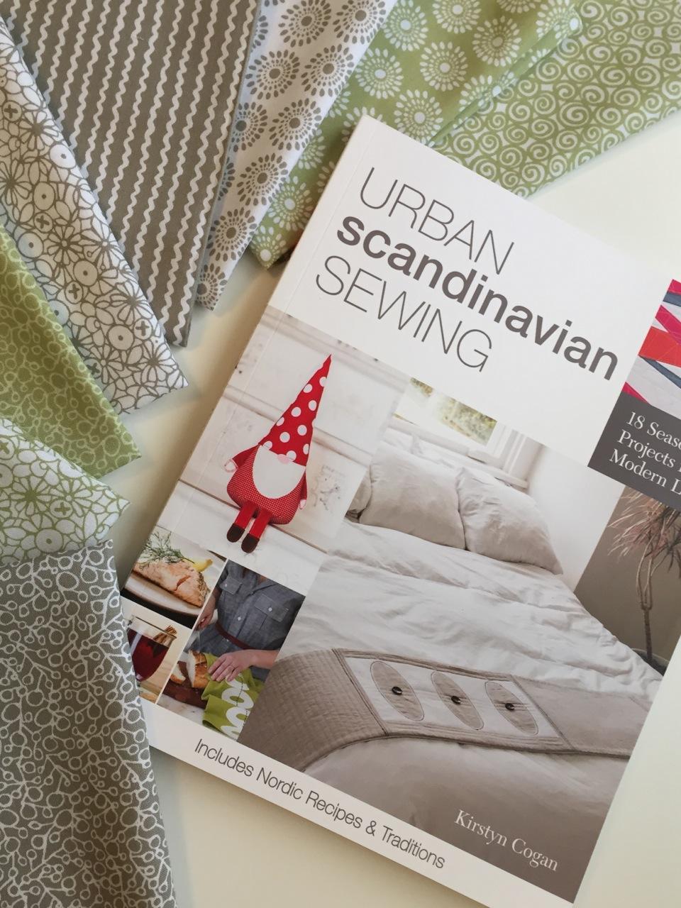 Modern Handcraft // Urban Scandinavian Sewing Bloggers Tour