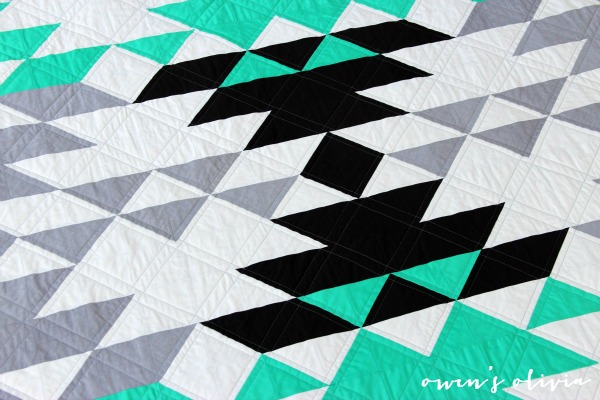 Modern Handcraft // Quilting From Every Angle Blog Hop