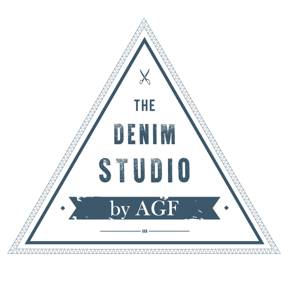 The Denim Studio by AGF_ logo_ blue