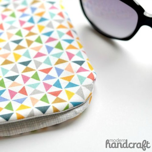 Curved Sunglasses Case -