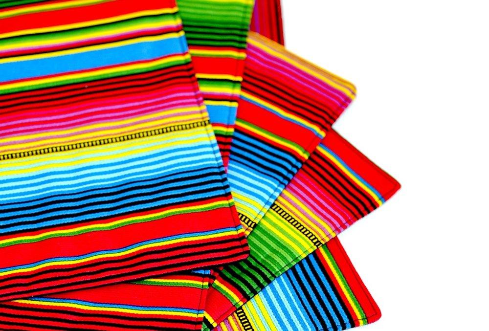 Fiesta Placemats -