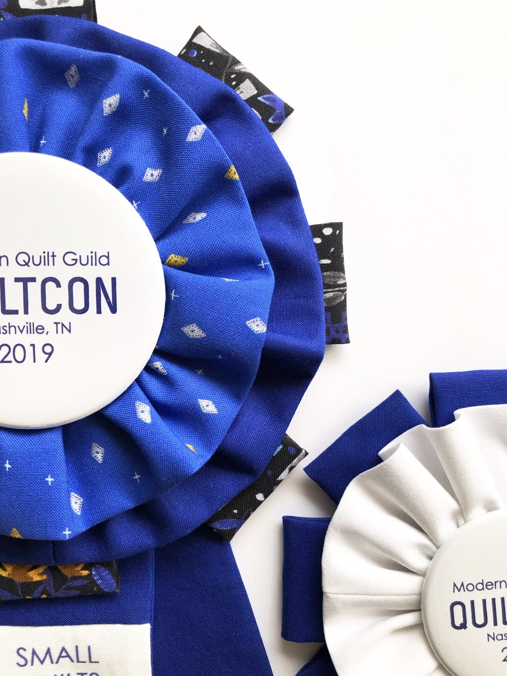 QuiltCon 2019 Awards - Modern Handcraft