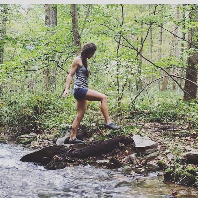 """Just wanted to share the info for the upcoming """"Spirit & Strength"""" Workshop on May 11.  I've partnered with Harriet McMahon, a gifted shamanic counselor and energy healer to create this event: we'll be hiking through the Catoctin Mountains, meditating, doing some spiritual work, and engaging in embodiment practices to deepen your connection to yourself and the Earth. ⠀ Our intention is to facilitate a stronger connection and presence with yourself and extending that connection to the surrounding world. Together we'll bring you into a deeper relationship with your physical form and the natural world, so that you can come away from the day with a renewed sense of vitality, strength, and freedom in your body. ⠀ I really can't wait for this one, because it's so much deeper than anything I've done before- and Harriet is a wealth of knowledge and ability.  If you want to learn more about this one, check out the link in my bio.  Let me know if you have any questions, would love to see you there :)"""