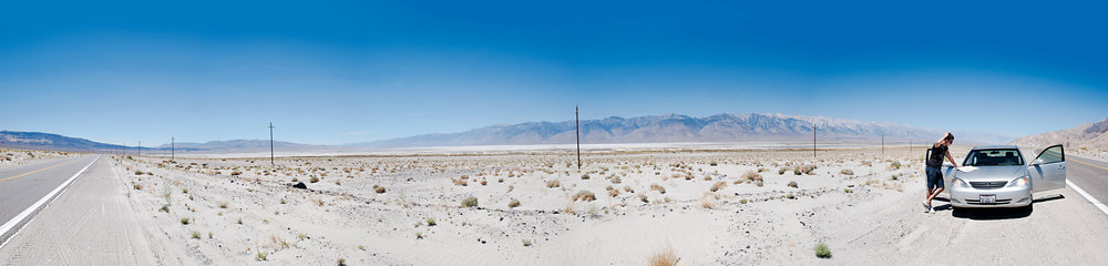 Somewhere in the Death Valley (2010)