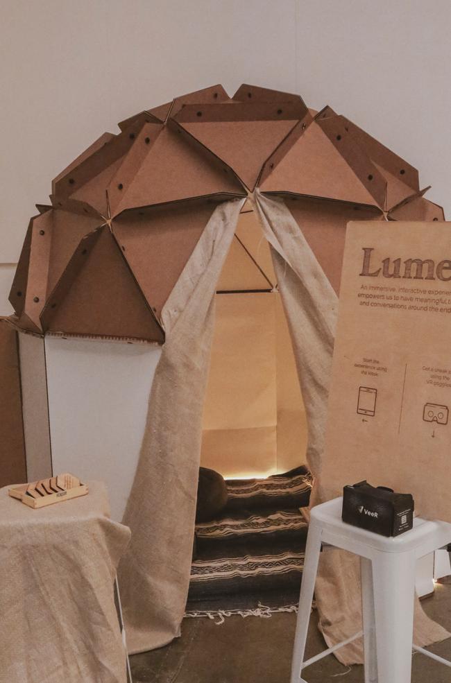 Lumen - SOCIAL IMPACT | EXPERIENCE DESIGN