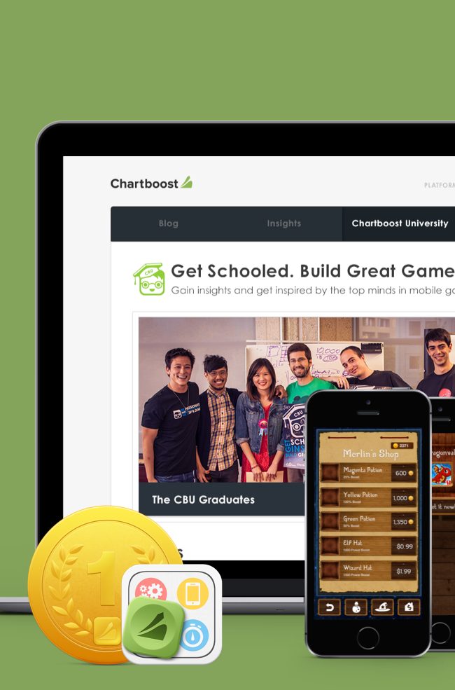 CHARTBOOST - MARKETING | MOBILE GAMES