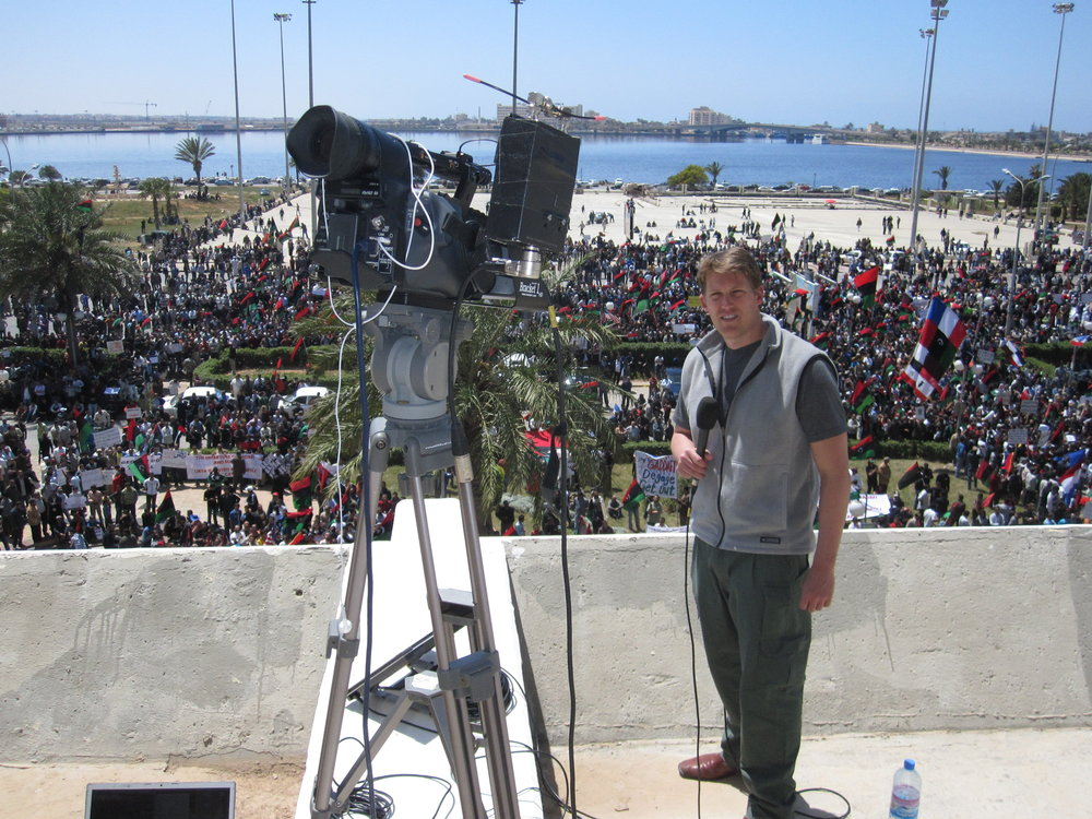 Benghazi Rally, 2011