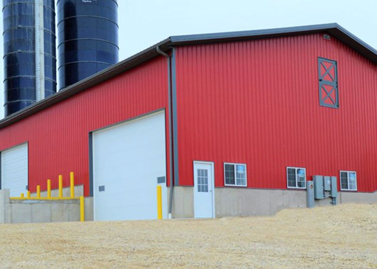 Agricultural - Building cow comfort in every barn