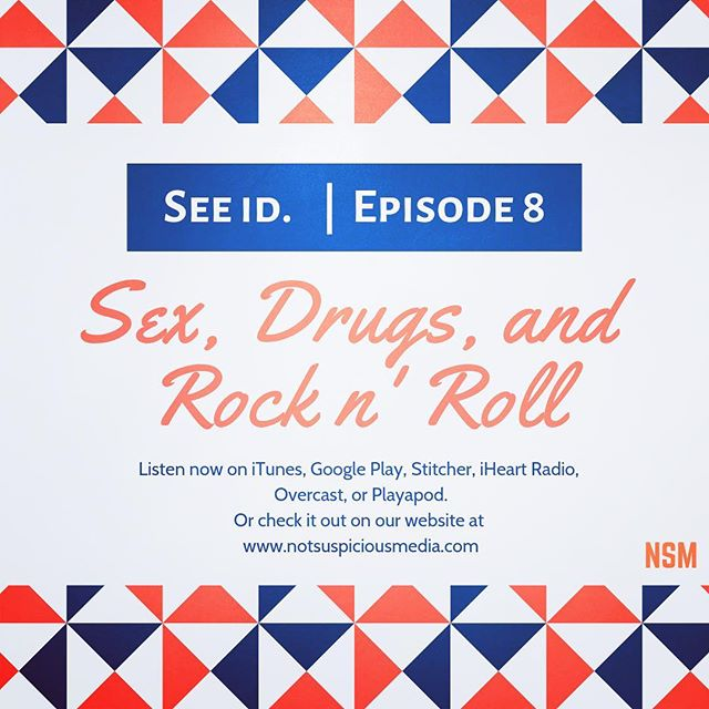 They're back! Check out See id's new episode! #podcast #law #legal #lawyer #lawschool #lawstudent #learn #school #new #instagram #insta #vote #blogger #ethics #lie #sex #alcohol