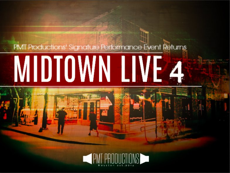 Midtown Live [FOUR] is gonna be FIRE!