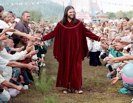 NO 1 JESUS VISSARION!