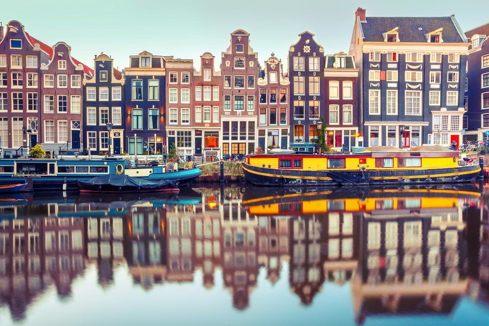 Amsterdam, NetherlandsOne of the worlds best small cities -
