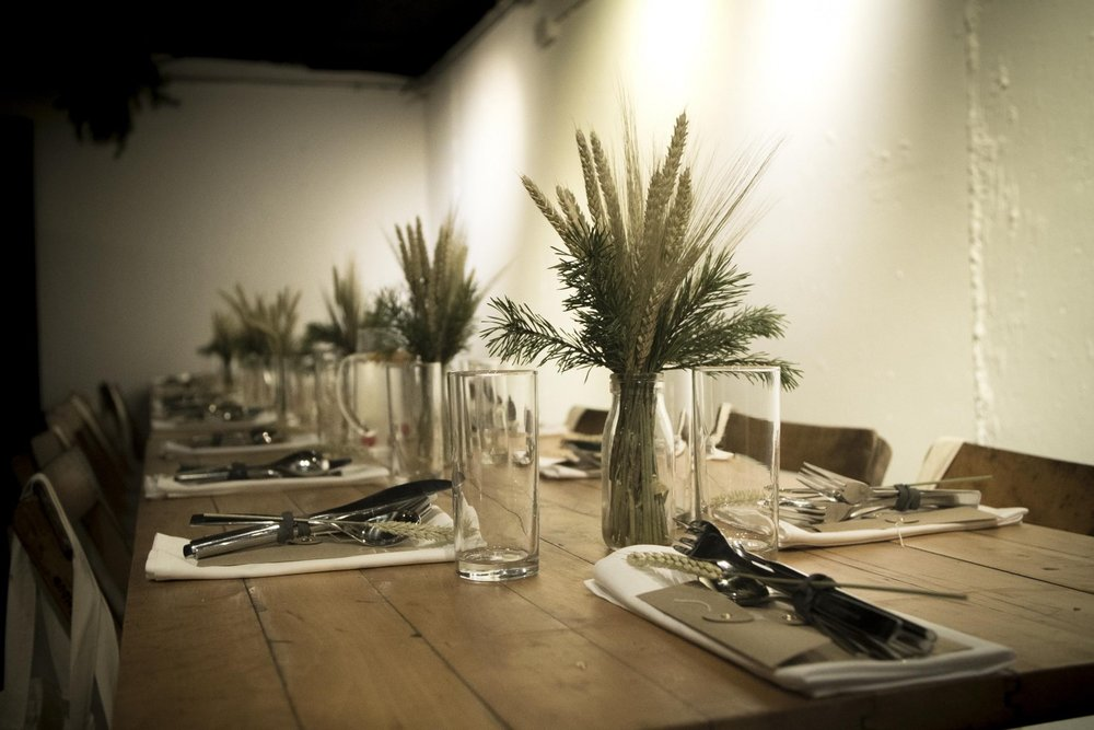 Lone Wolf Gin Supper Club
