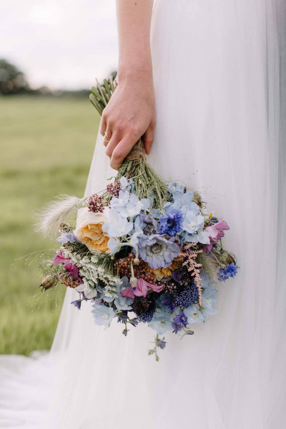 A country wedding in Sussex