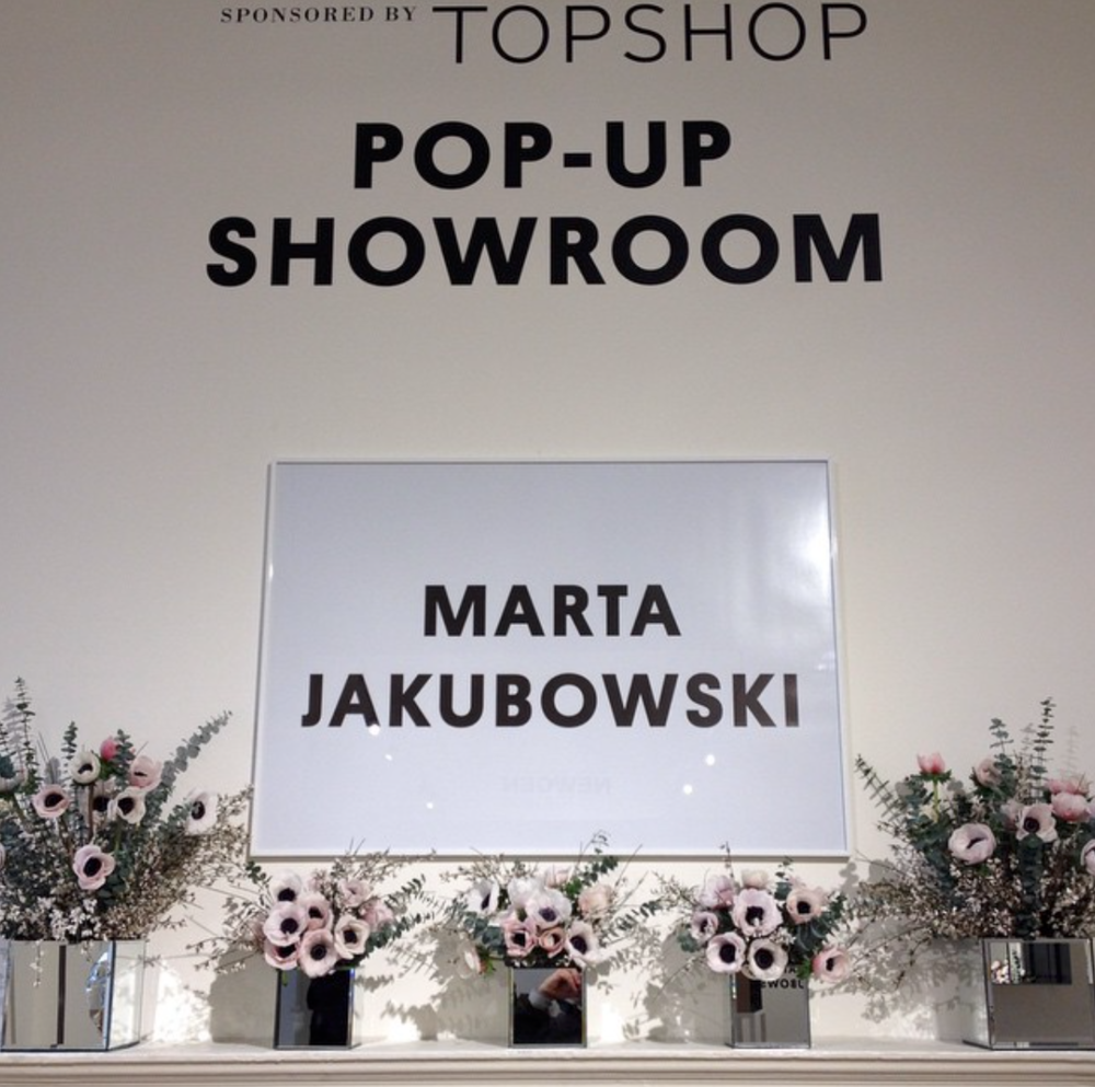 Topshop at London Fashion Week