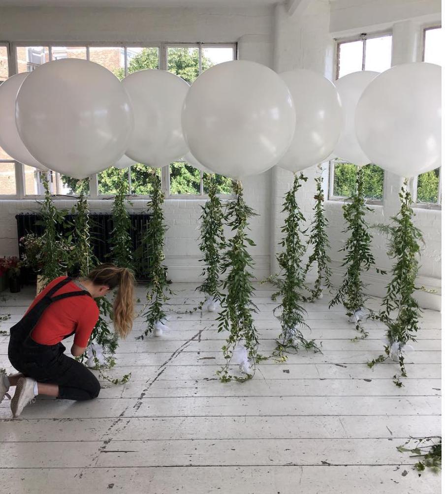 Helium Balloon Design