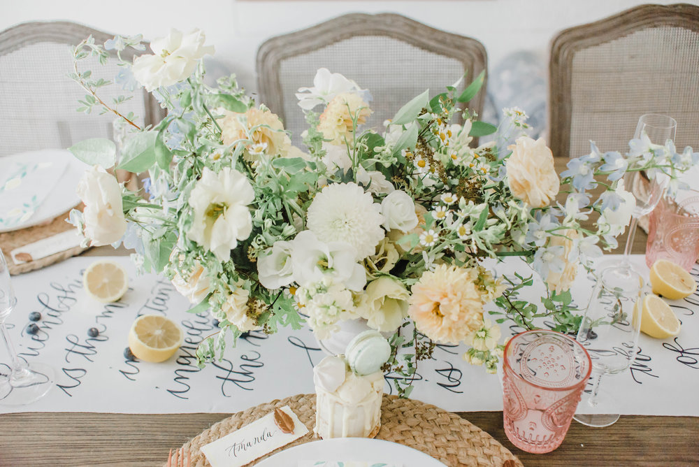 LEMON BRUNCH - MOLLY SUE PHOTOGRAPHY