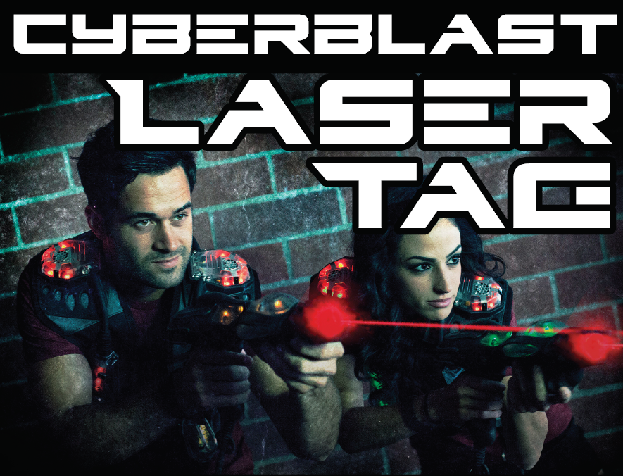 CYBER BLAST LASER TAG - An activity for friends, families, groups, companies (great for team building!), schools, and more! One of the funnest things to do in Waco!