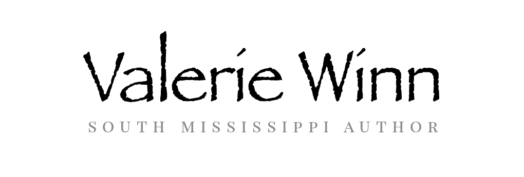 Valerie Winn, South Mississippi Author