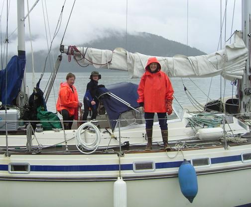 Cruising Blog: Alaska to Mexico