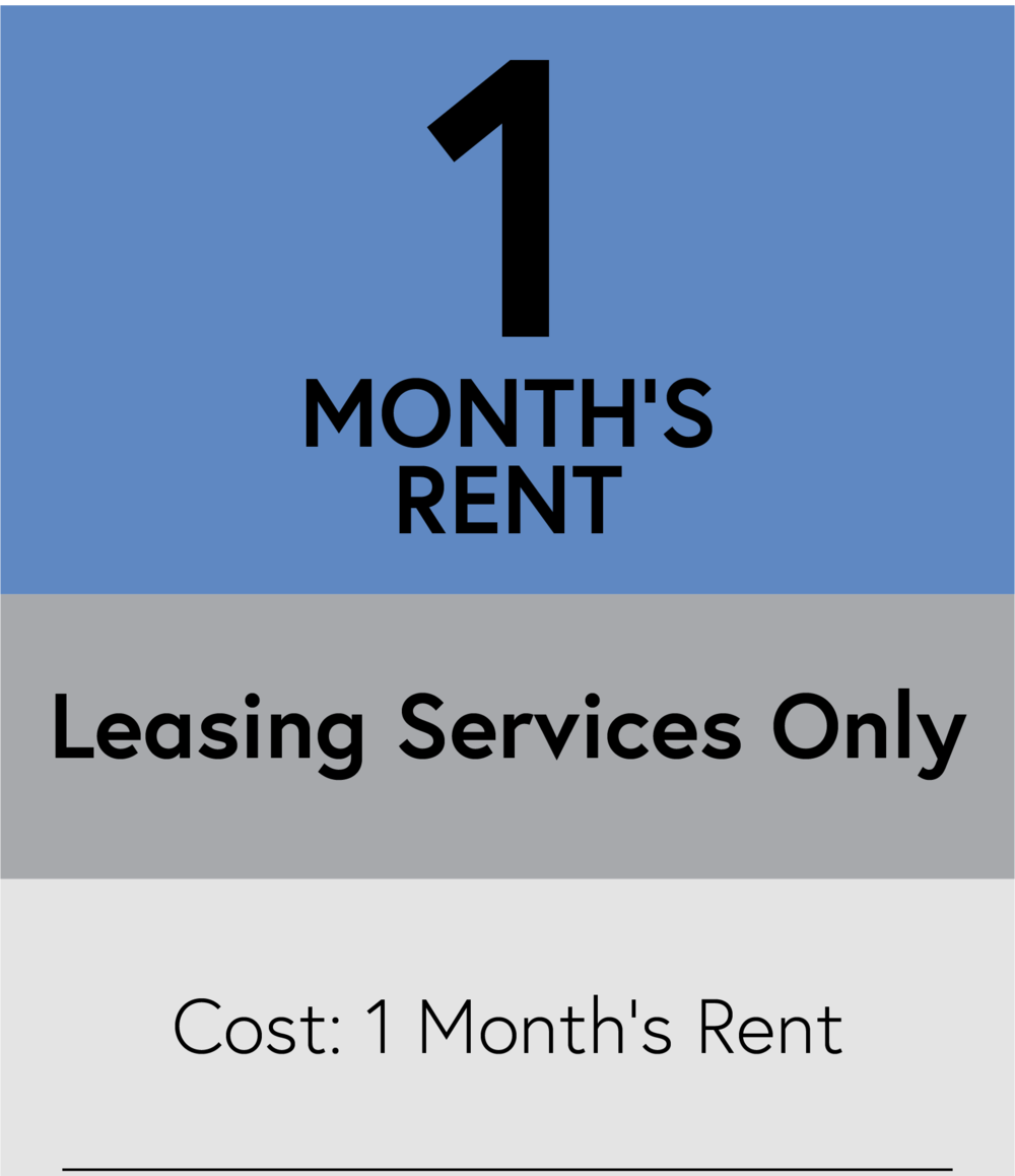 Services Included - ✔ Limited Leasing Services