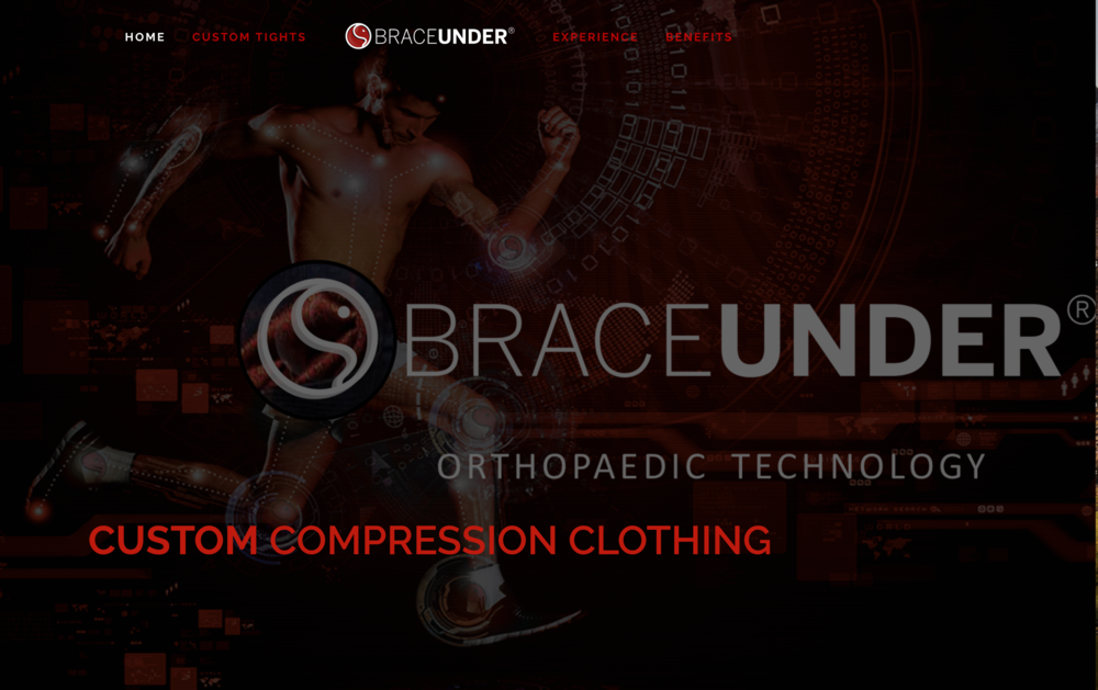 Custom Compression Clothing for Injury Prevention and Recovery Purposes - www.braceunder.com