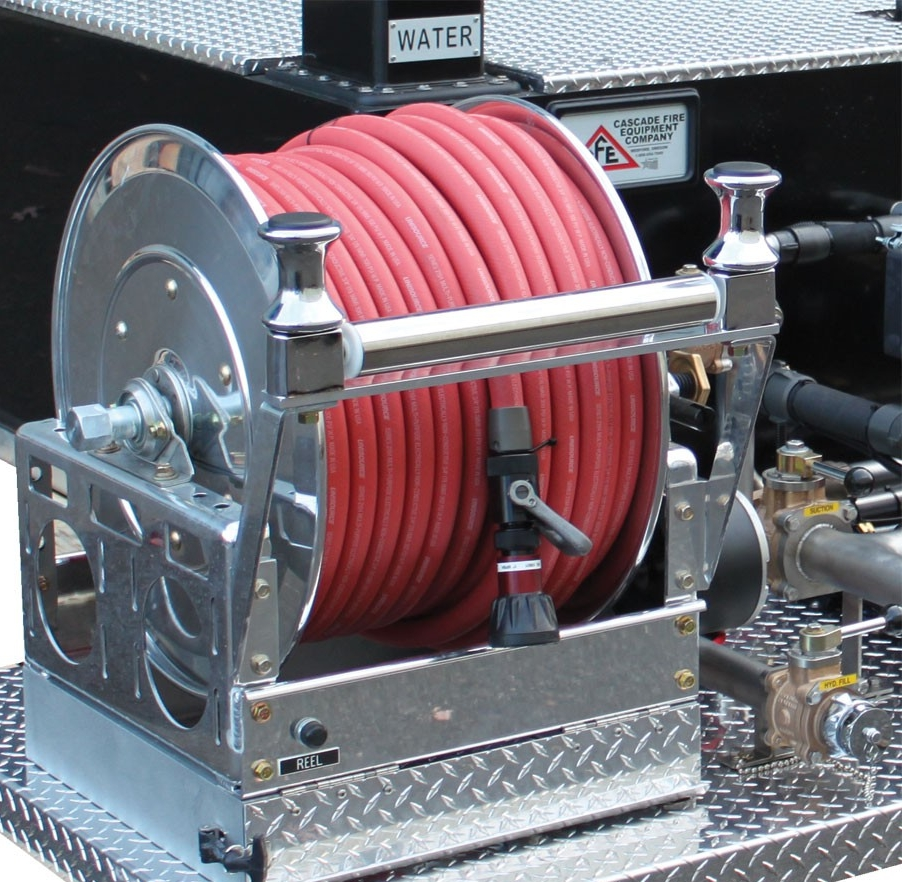 Other Products Greenville Industrial Rubber Gasket Co Fire Pump Electrical Wiring Aluminumboosterreel