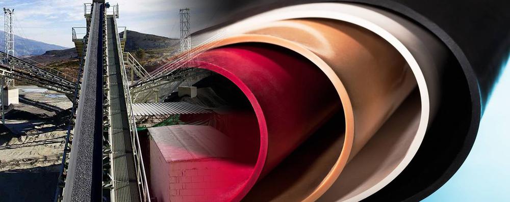 Sheet Rubber & Conveyor Belt -