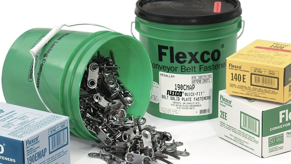 Flexco Belt Fasteners