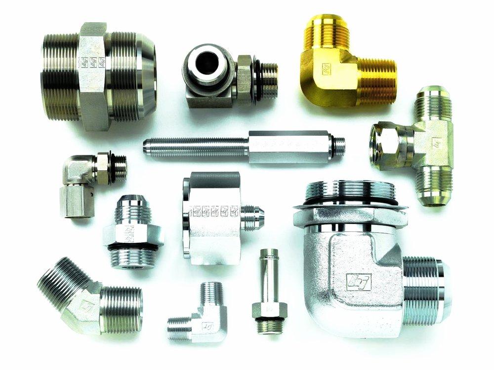 Hydraulic Adapters