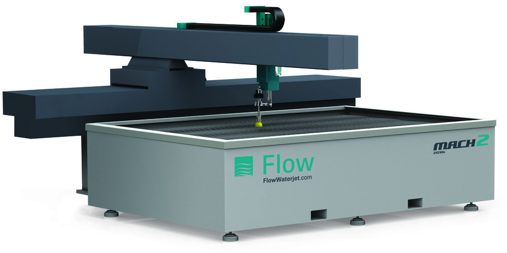 Flow Waterjet Fabrication