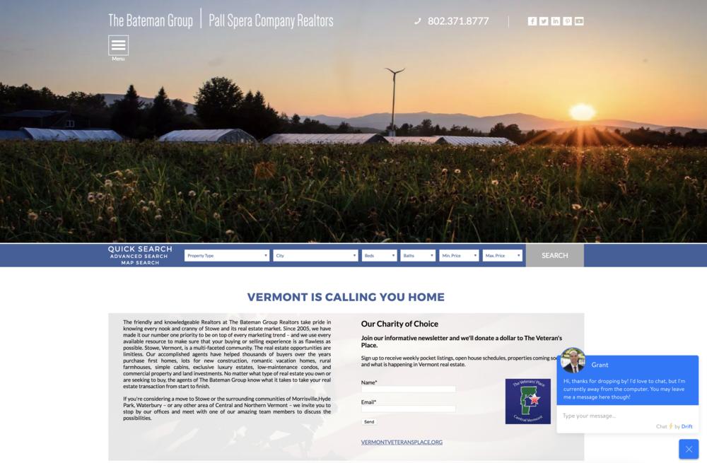 The Bateman Group Realtors - Marketing & Visual Media
