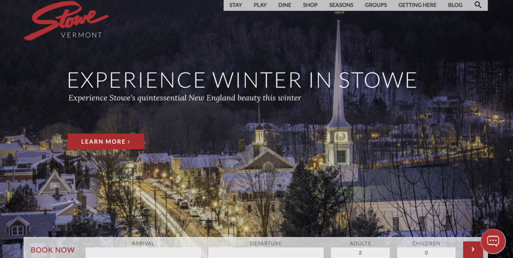 Stowe Area Association - Contributing Photographer