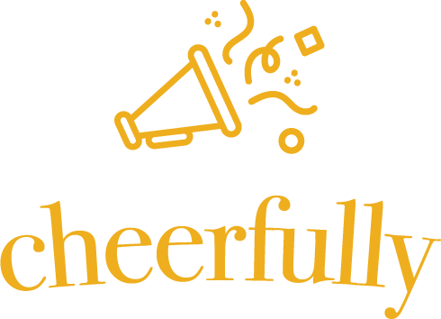 Cheerfully
