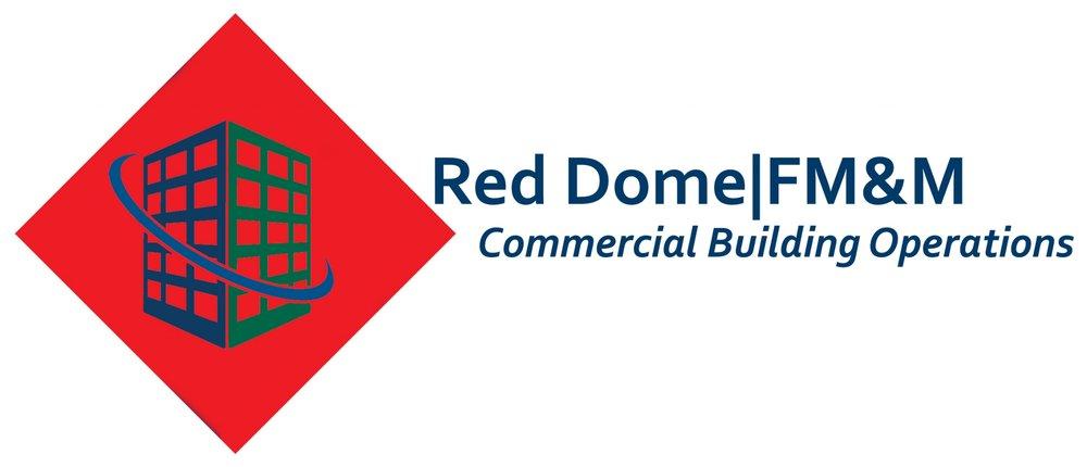 Red Dome FM&M Logo