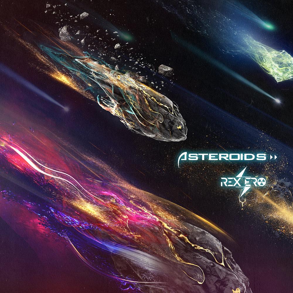 Rex Ero - Asteroids